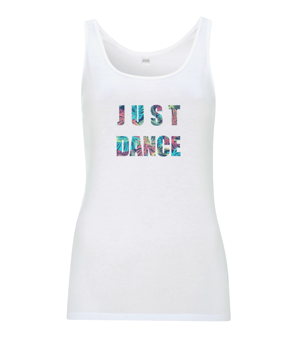 CIP: Just Dance Women's tank top