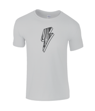 Load image into Gallery viewer, Zebra Bolt Kids T-Shirt