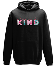Load image into Gallery viewer, Always be Kind Kids Hoodie