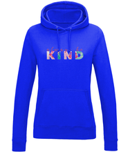 Load image into Gallery viewer, Always be Kind Ladies Hoodie
