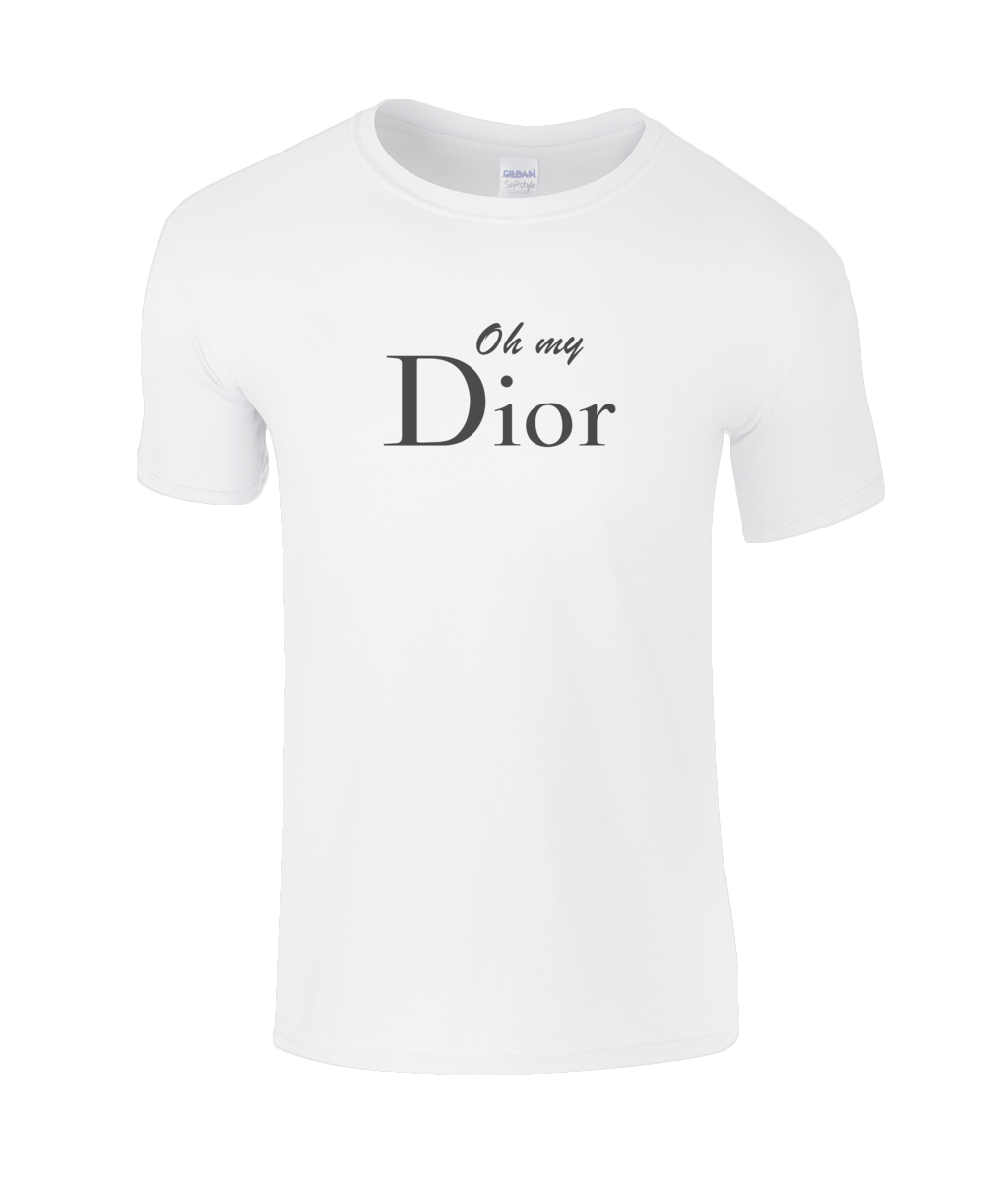 Oh my Dior Kids T-Shirt
