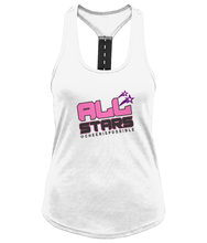 Load image into Gallery viewer, CIP: All Stars Ladies Performance Strap-Back Vest