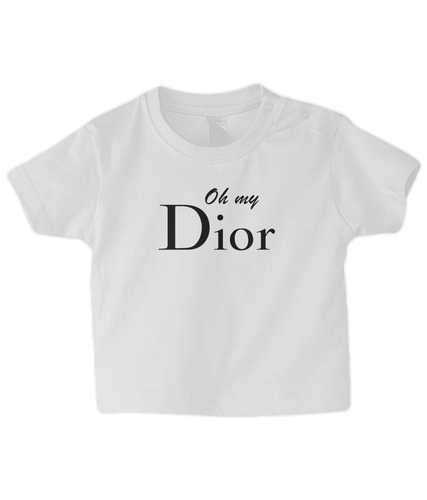 Oh my Dior Baby T Shirt