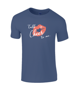 CIP: Talk Cheer Kids T-Shirt