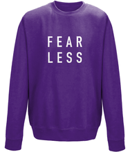 Load image into Gallery viewer, Fearless Kids Sweatshirt