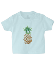 Load image into Gallery viewer, Pineapple Baby T Shirt