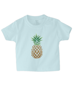Pineapple Baby T Shirt