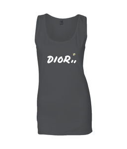 Bee Dior Ladies Tank Top