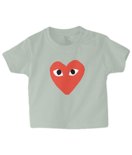 Load image into Gallery viewer, CDG Heart Baby T Shirt