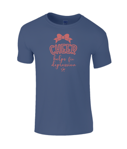 CIP: Cheer Helps Kids T-Shirt