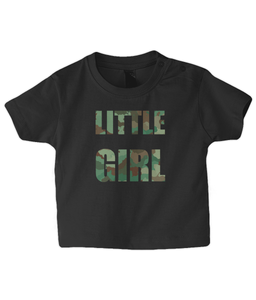 Little Girl Baby T Shirt