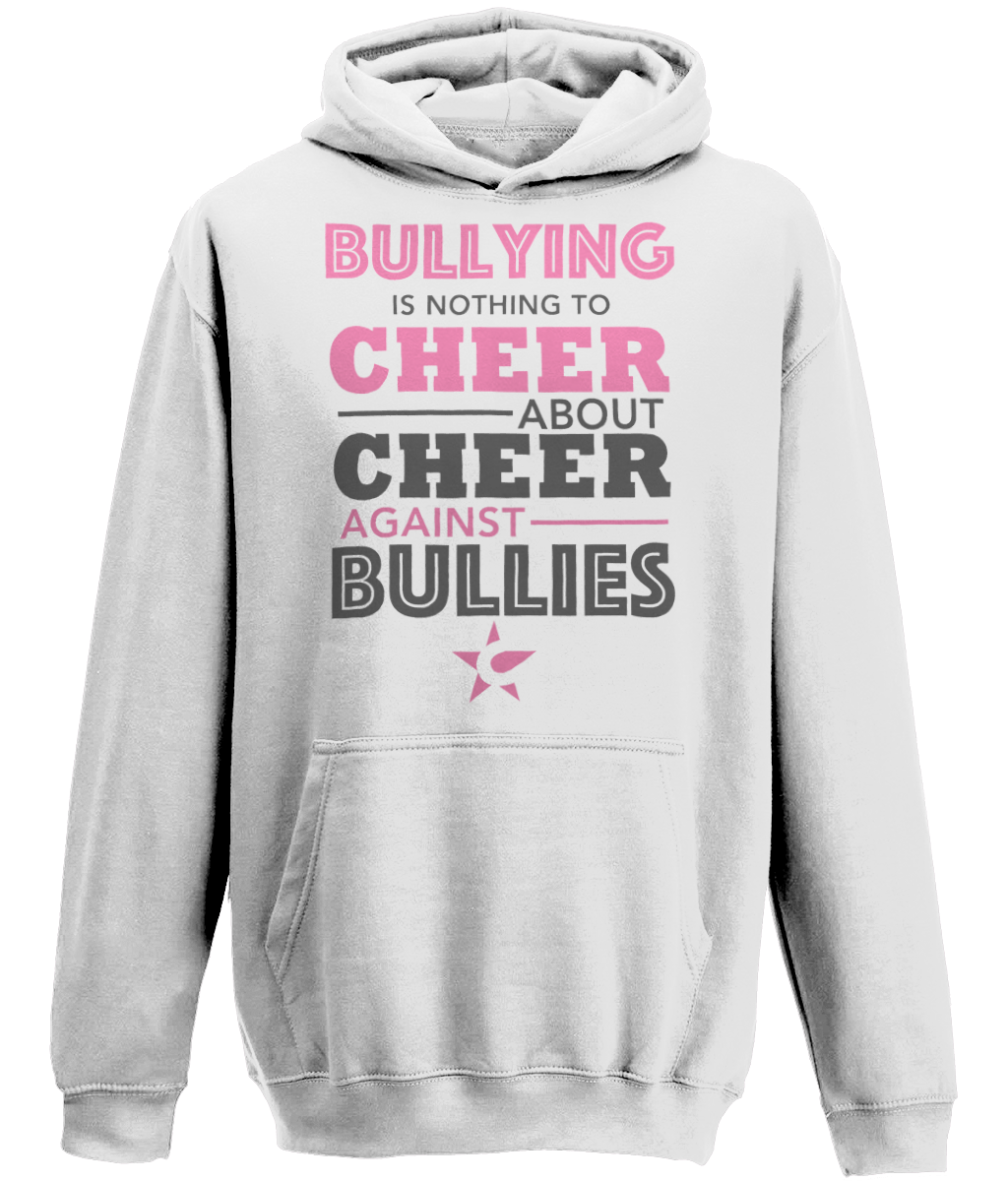 CIP: Cheer against Bullies Kids Hoodie