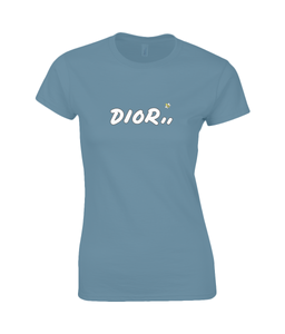 Bee Dior Ladies Fitted T-Shirt