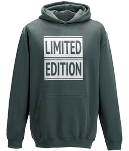 Limited Edition Kids Hoodie