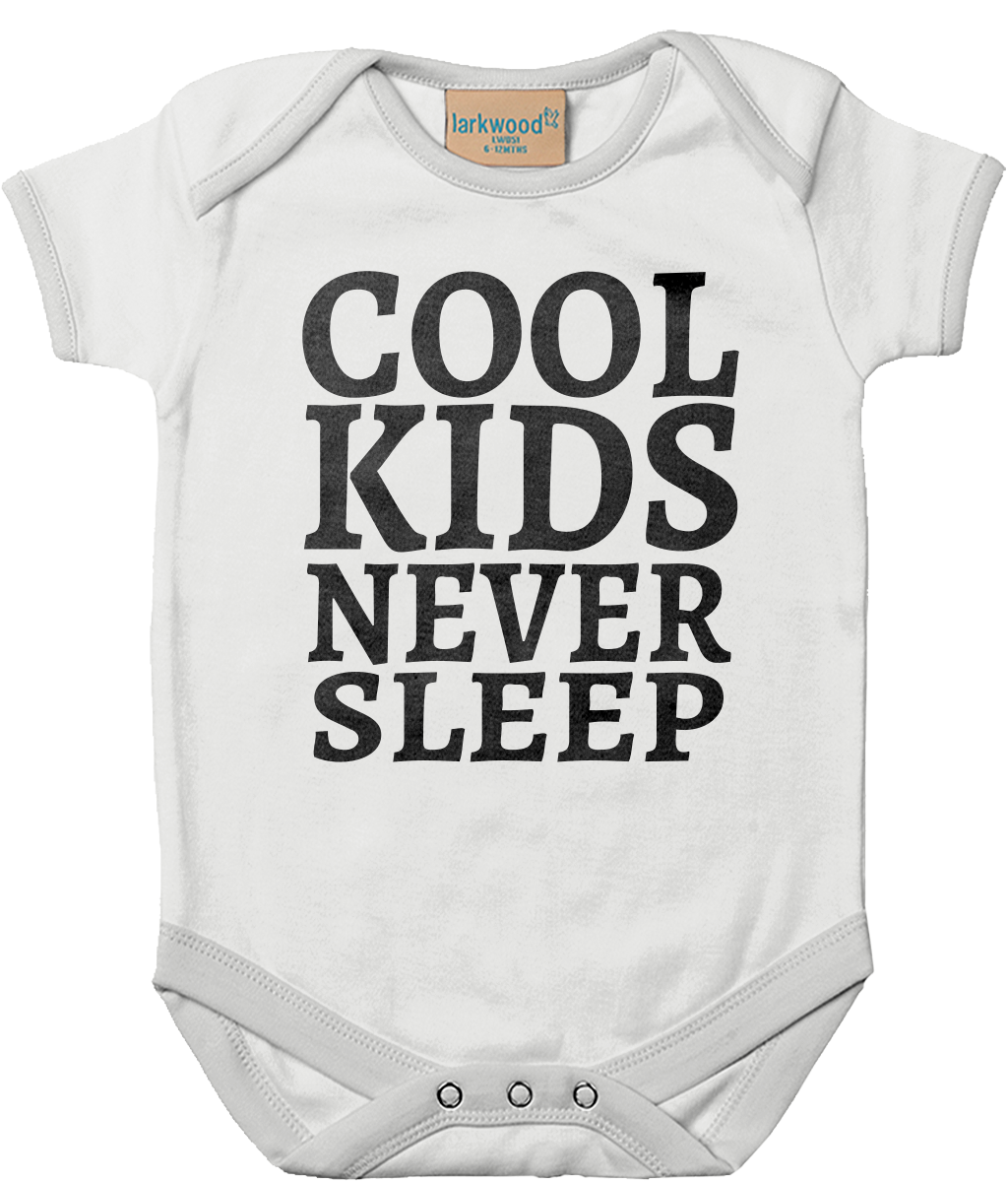 Cool Kids... Baby Bodysuit