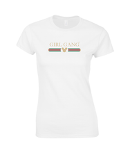 Load image into Gallery viewer, Girl Gang Ladies Fitted T-Shirt