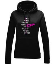 Load image into Gallery viewer, CIP Fearless Ladies Hoodie