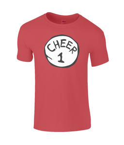 CIP: Cheer 1 Kids T-Shirt