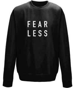 Fearless Kids Sweatshirt