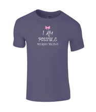 Load image into Gallery viewer, CIP: I am possible Kids T-Shirt