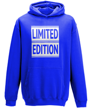 Load image into Gallery viewer, Limited Edition Kids Hoodie