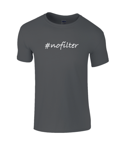 #nofilter Kids T-Shirt