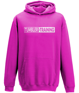 CIP: Tumbler in Training Kids Hoodie