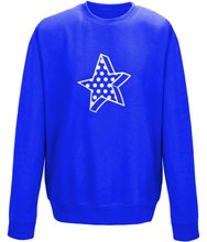 Load image into Gallery viewer, Lucky Star Kids Sweatshirt