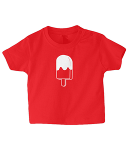 Ice Lolly Baby T Shirt