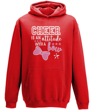 Load image into Gallery viewer, CIP: Attitude Kids Hoodie