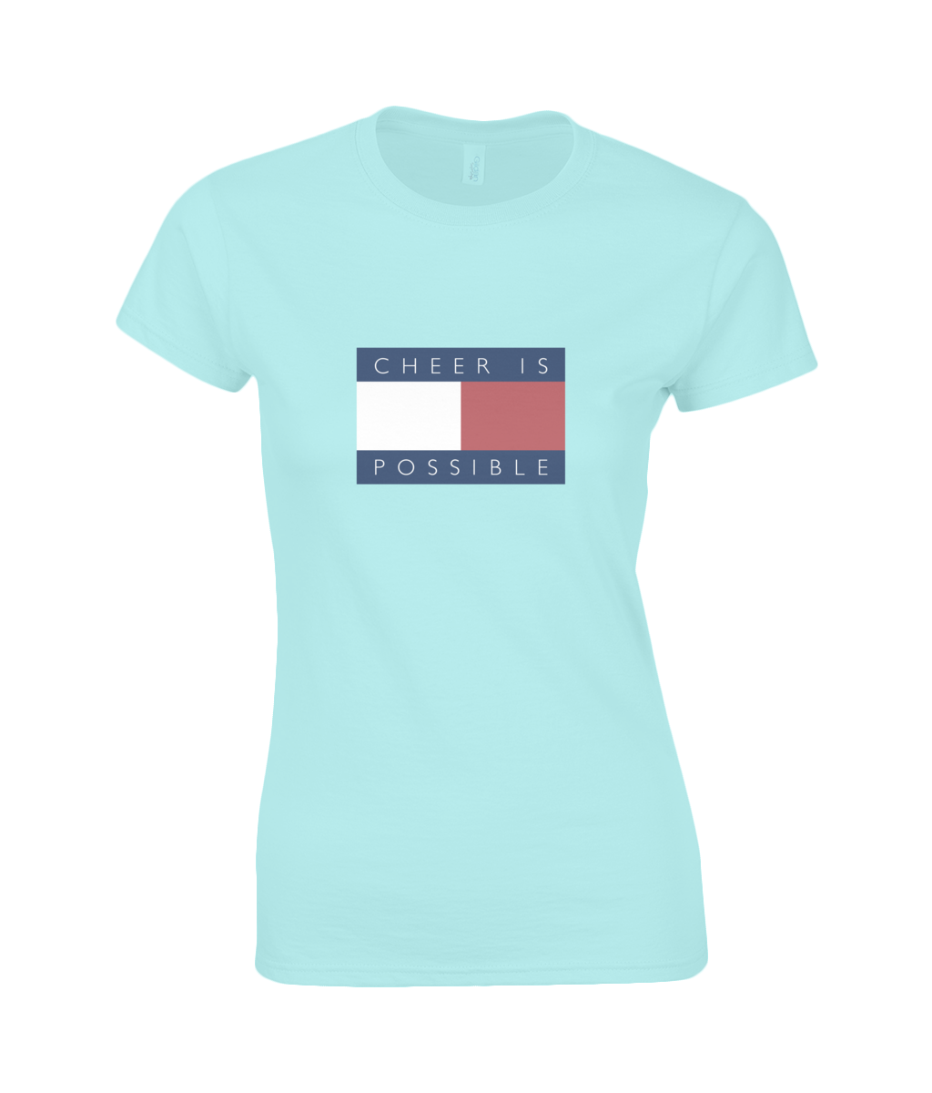 CIP: Tommy Ladies Fitted T-Shirt
