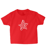 Load image into Gallery viewer, Lucky Star Baby T Shirt