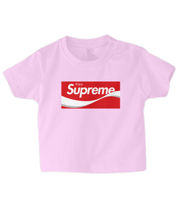 Enjoy Supreme Baby T Shirt