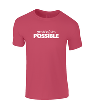 Load image into Gallery viewer, CIP: Gen Possible white Kids T-Shirt