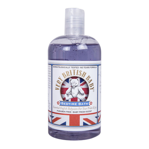 Very British Baby Bedtime Bath