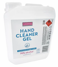 Load image into Gallery viewer, Hand Sanitising Gel 5L with 70% Alcohol