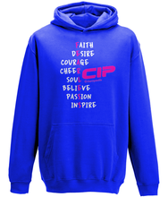 Load image into Gallery viewer, CIP Fearless Kids Hoodie