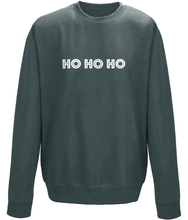 Load image into Gallery viewer, HO HO HO Kids Sweatshirt