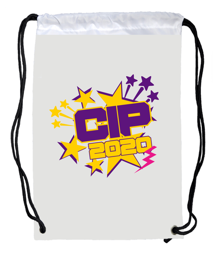 CIP: 2020 Gym Sack