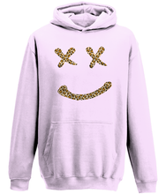 Load image into Gallery viewer, Smiley Leo Kids Hoodie