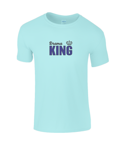 Drama King Kids T-Shirt