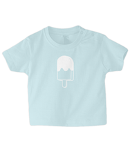 Load image into Gallery viewer, Ice Lolly Baby T Shirt