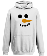 Load image into Gallery viewer, Snowman Kids Hoodie
