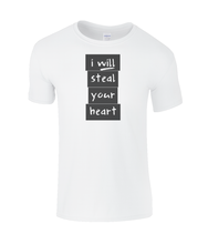Load image into Gallery viewer, I will steal your heart Kids T-Shirt