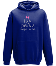 Load image into Gallery viewer, AWDis Kids Hoodie Adobe Post 20190710 100639