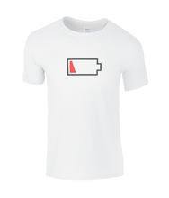 Load image into Gallery viewer, Low Battery Kids T-Shirt