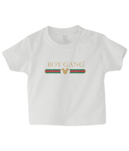 Boy Gang Baby T Shirt