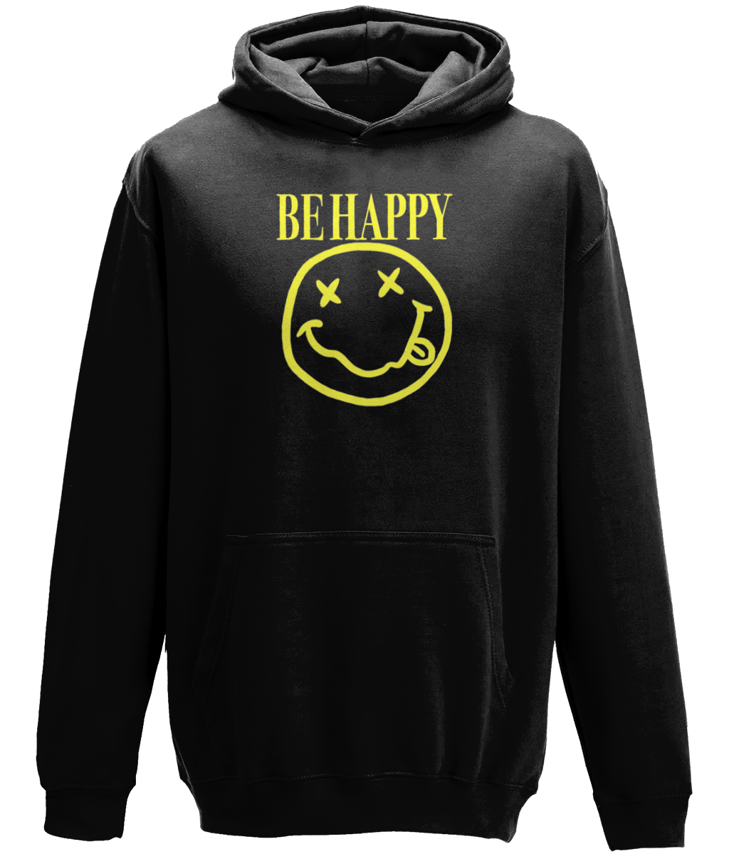 Be Happy Kids Hoodie