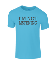 Load image into Gallery viewer, Listen.. Kids T-Shirt