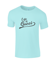 Load image into Gallery viewer, Life is Gucci Kids T-Shirt